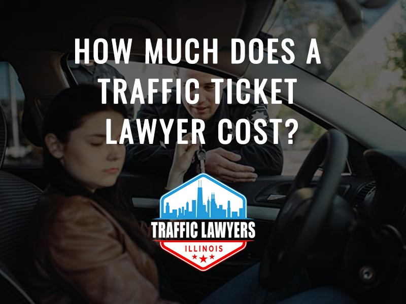 how much does a traffic lawyer cost?